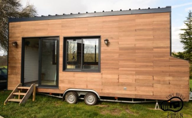 Beautiful French Tiny House For Sale