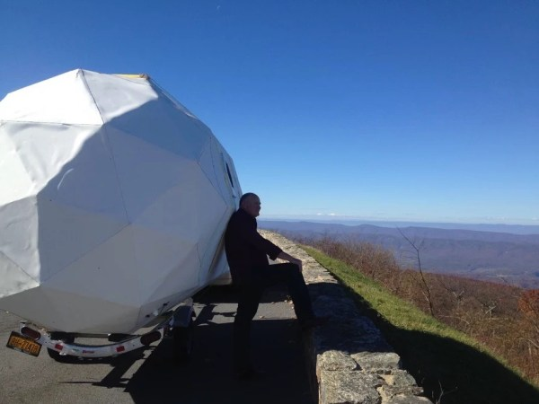 Geo-Dome Life Pod Travel Trailer by Michael Weekes 0010