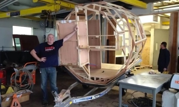 Geo-Dome Life Pod Travel Trailer by Michael Weekes 004