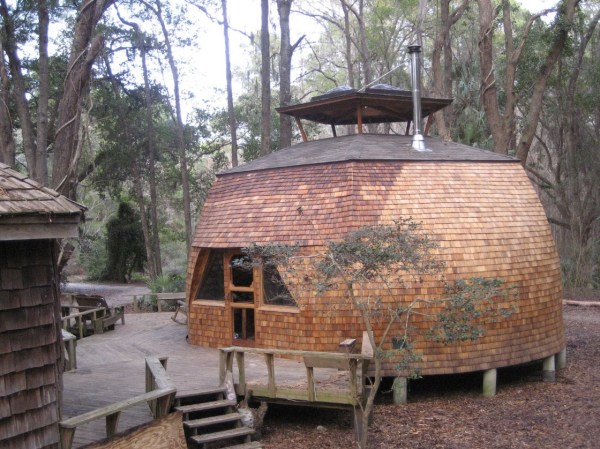 Geodesic Domes at Hostel Forest 003