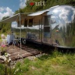 Glamping in Wales Restored Airstream Vacation