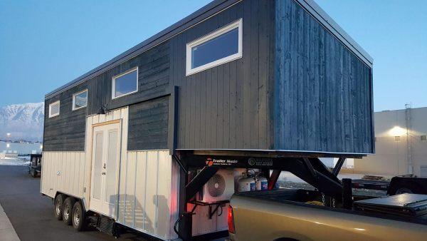 28 Gooseneck Trailer Tiny House By Alpine Homes