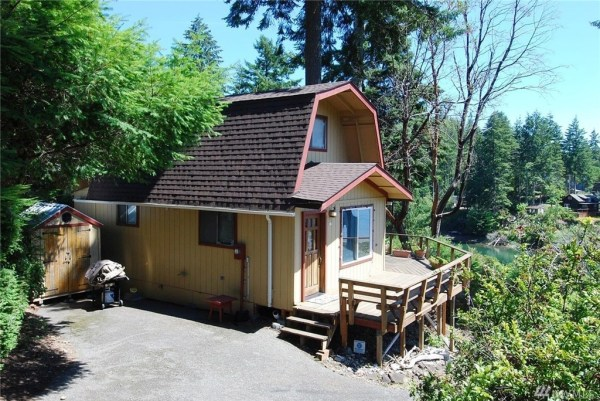 Grapeview Cabin 0010