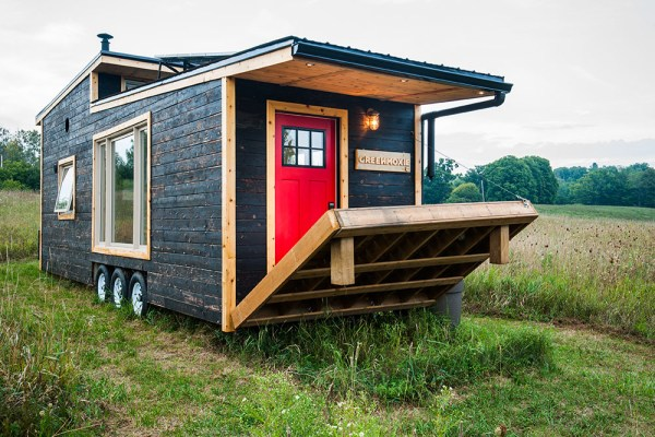 Image result for folding tiny house