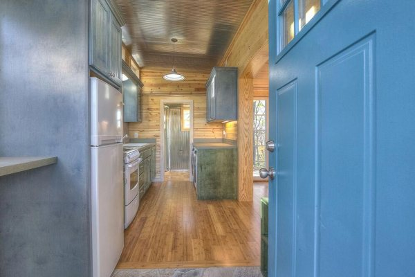 Happy Twogether Shipping Container Tiny House