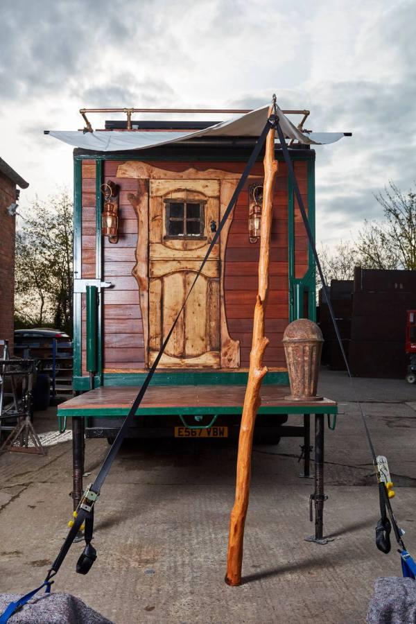 Helga Tiny House Truck Conversion by House Box 0039
