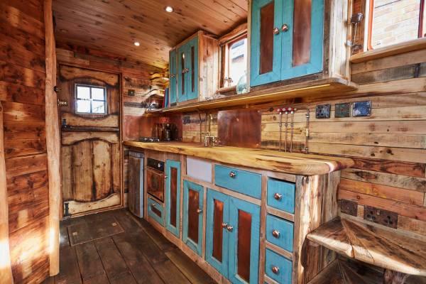Helga Tiny House Truck Conversion by House Box 005