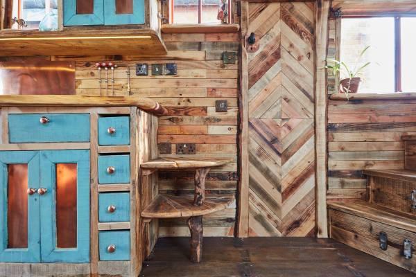 Helga Tiny House Truck Conversion by House Box 008