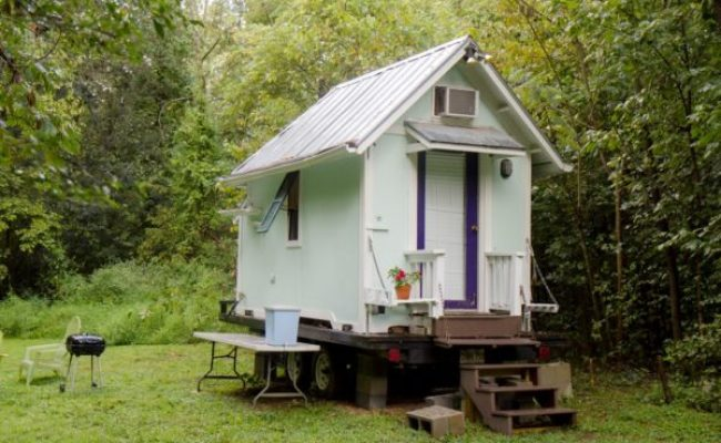Historic Tiny House On Wheels For Sale In Knoxville Tn