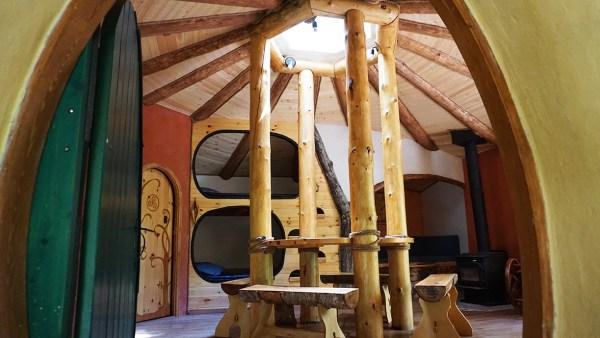 Hobbit House at Toits du Monde - Exploring Alternatives 3