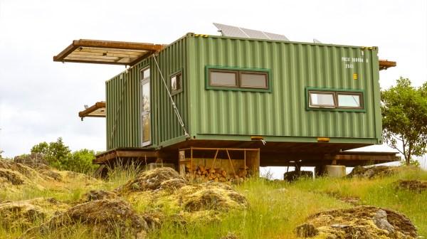 HoneyBox Shipping Container Cabin - Exploring Alternatives