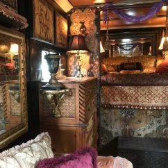Kitchen Cabinets Naples Fl Aid Standing Mixer Horse Trailer Converted Into A Tiny Home
