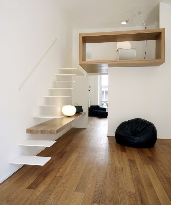 Historic Modern Apartment Renovation in Turin, Italy