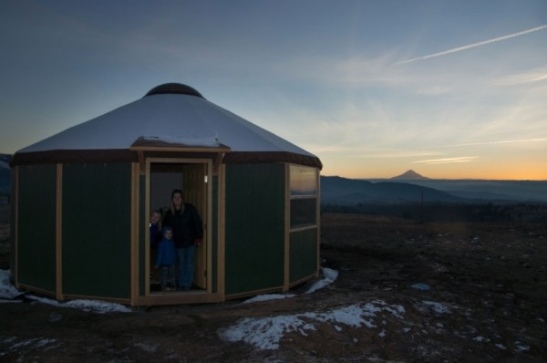 How to Build Your Own Freedom Yurt Cabin 005
