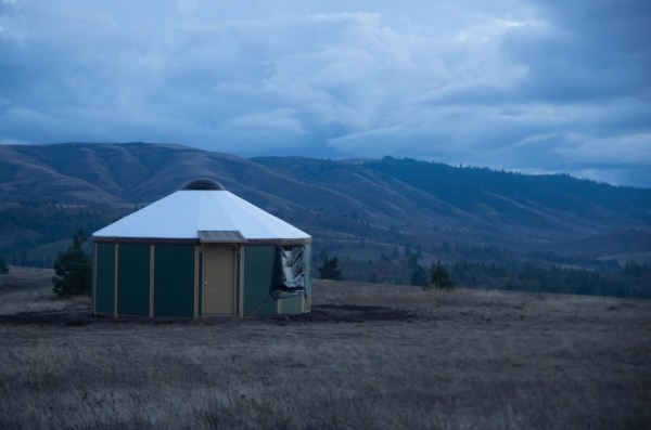 How to Build Your Own Freedom Yurt Cabin 008