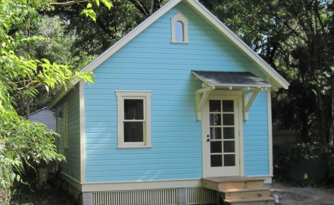 16x20 Cottage In Gainesville Built By Historic Shed