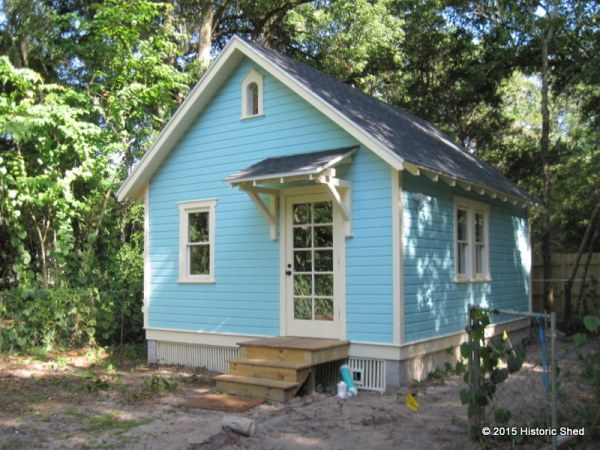 Historic Shed 16x20 Cottage in Gainesville