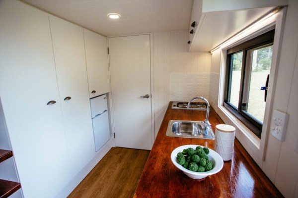 Independent Series 4800DL Tiny House on Wheels by Designer Eco Homes 006