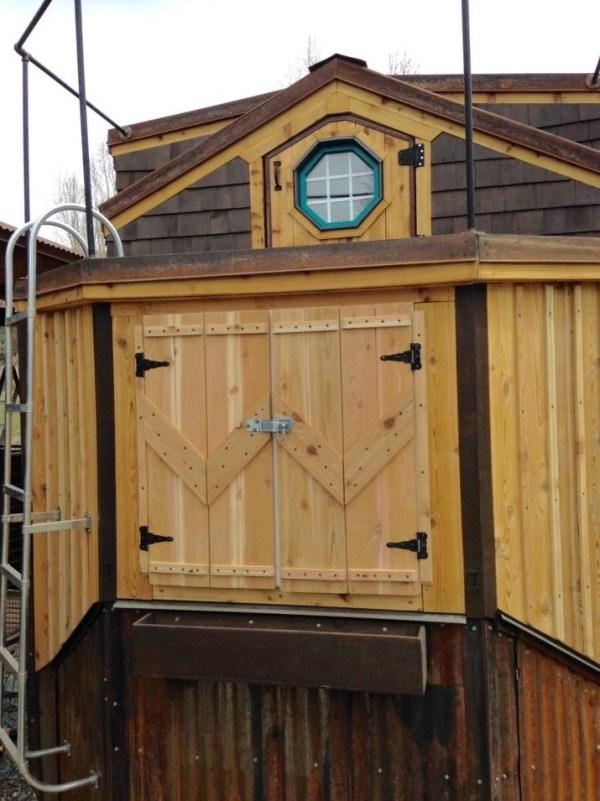 Jeremy Matlock Rooftop Balcony Tiny House For Sale 0015