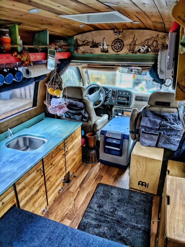 John and Jayme of Gnomad Couple Living in their Van and Traveling the World 002