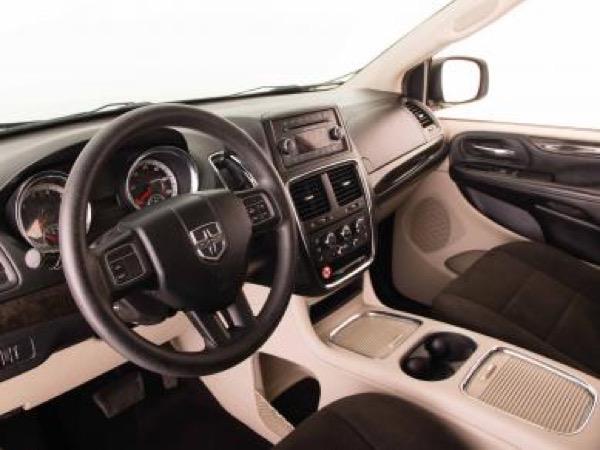 Jucy Dodge Caravan to Motorhome Conversion Camper Mini RV 0014
