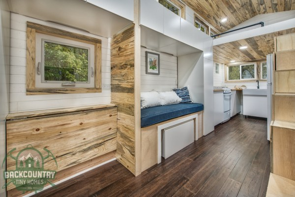 Stunning Juniper Backcountry Tiny Home
