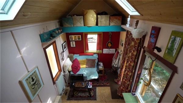 Karins DIY Tiny House in Portland 003