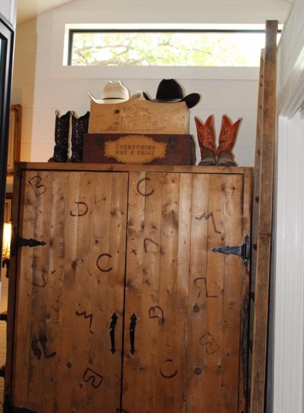 Kathys 16 x 28 Tiny Cottage in Texas 0022