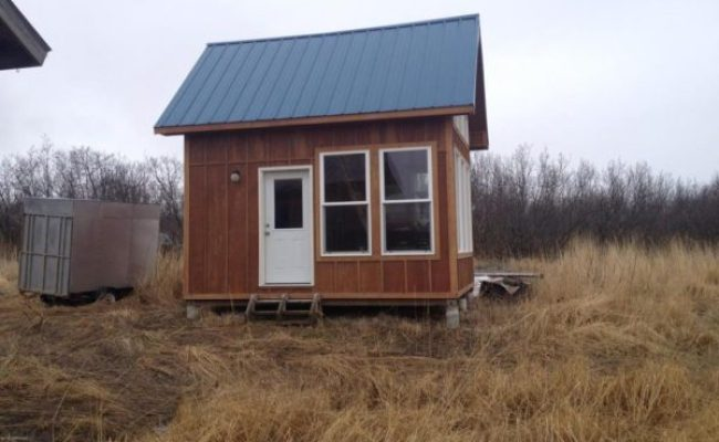 Kenai Peninsula Alaska Tiny Cabins For Sale