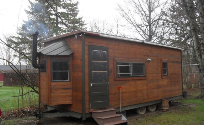Kerry S 12k Tiny House On Wheels For Sale