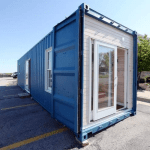 Kirkwood Students Create Container Tiny House 7