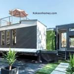 Kokoon Homes Kompak Tiny House on Wheels