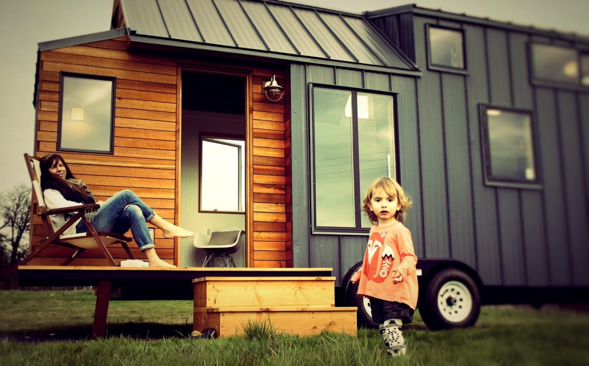Design Your Own Kootenay Model By Truform Tiny Homes