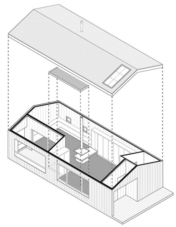 La Casa De Madera by Dom Arquitectura 0013