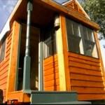 Lake Michigan College's Tiny House