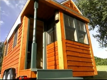 Lake Michigan College's Tiny House