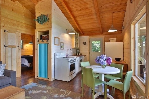 Langley Cabin 005