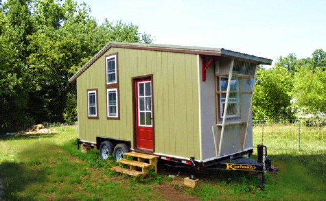 Tiny House On Wheels For Sale In Asheville Nc