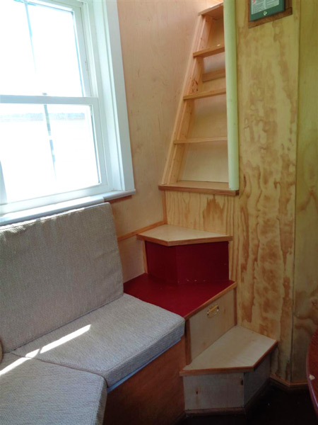 Larry Vickers SIP Tiny House For Sale in Asheville NC 008