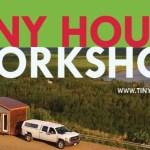 Leaf House Tiny House Workshop