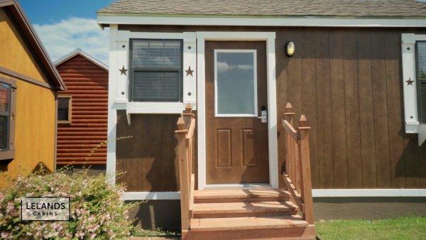 Lelands Cabins Rio Bravo Tiny House 002