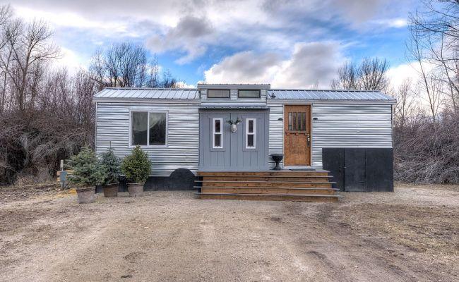 Lewis Clark S Tiny House Vacation Rental