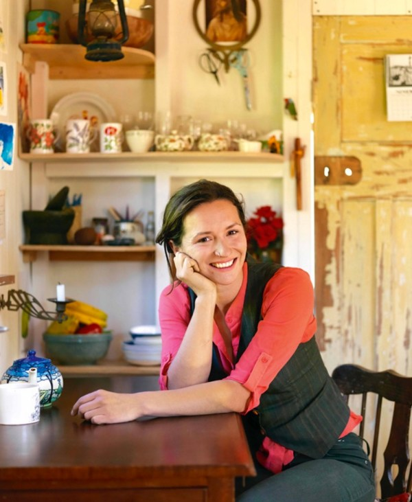 Lily's 150 Sq. Ft. Tiny House on Wheels in New Zealand 005