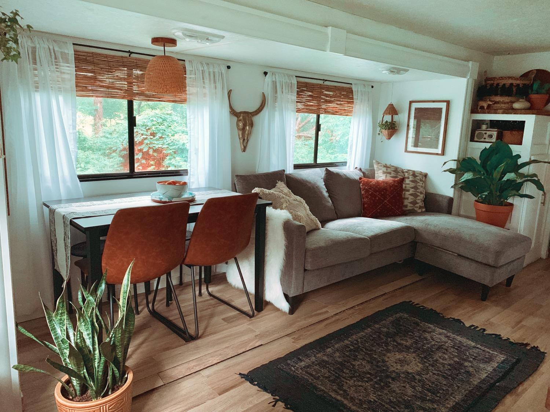 Living In A 5k Camper Renovation Affordable Alternative To