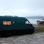 London Artists Leave Flat for Van Dwelling 0010