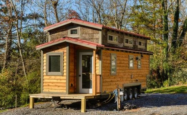 Luxury Tiny House In Asheville Sells Fast For 65k