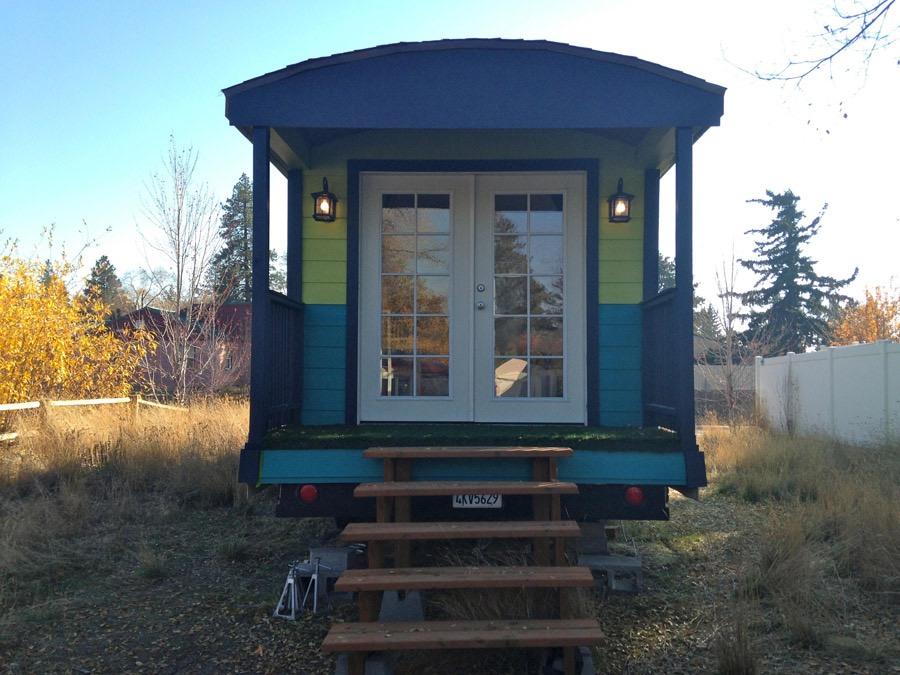 180 Sq Ft Gypsy Tiny House on Wheels