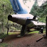 Mans Mortgage-free Recycled Boeing 747 Aircraft Home via Dylan Magaster 001