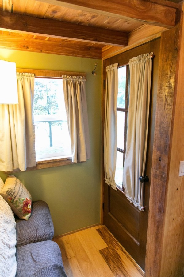 Married Couples Wind River Bungalow Tiny Home on Wheels 0011