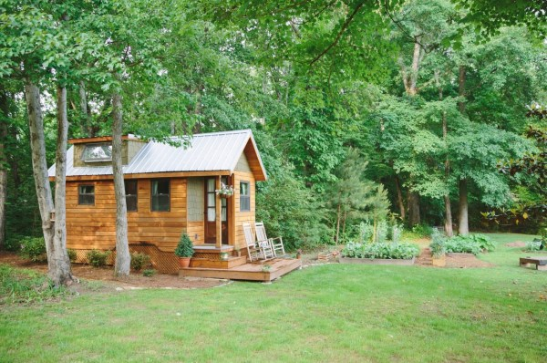 Married Couples Wind River Bungalow Tiny Home on Wheels 002